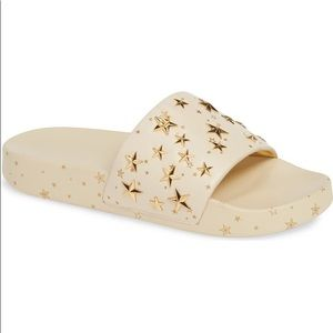 tory burch star slides